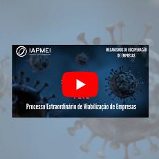 IAPMEI lança vídeo sobre novo mecanismo de recuperação de empresas