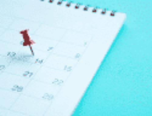 Reajustamento do calendário fiscal – 2.º semestre 2021
