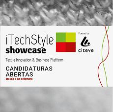 TechStyle Showcase®   Candidaturas até 8 de setembro