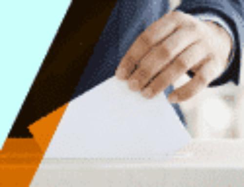 Eleições – atualização do caderno eleitoral