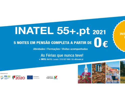 2.ª Fase do Programa INATEL 55+.Pt 2021 – Notícias