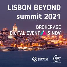 Lisbon Beyond Summit 2021   3 novembro   Participe